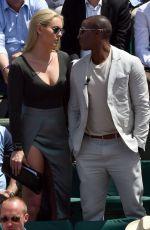 LINDSEY VONN at 2017 French Open at Roland Garros in Paris 06/09/2017