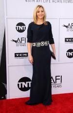 LISA KUDROW at AFI 45th Life Achievement Award Gala Tribute to Diane Keaton 06/08/2017