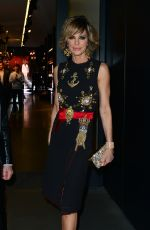 LISA RINNA at Dolce & Gabbana Party in Beverly Hills 05/23/2017