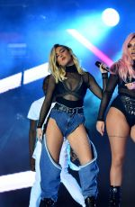 LITTLE MIX Performs at Capital's Summertime Ball in London 06/10/2017
