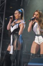 LITTLE MIX Performs at One Love Manchester Benefit Concert in Manchester 06/04/2017