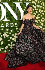 LIU WEN at Tony Awards 2017 in New York 06/11/2017