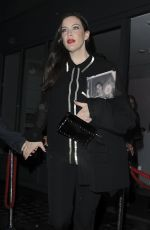 LIV TYLER at Brooklyn Beckham: What I See Book Launch Party in London 06/27/2017