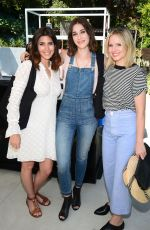 LIZZY CAPLAN at N:Philanthropy Give Back Garden Party in Los Angeles 06/28/2017
