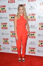 LO GRAHAM at Camp Cool Kids Premiere in Universal City 06/21/2017