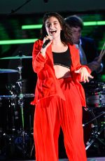 LORDE at IHeartRadio Muchmusic Video Awards in Toronto 06/18/2017