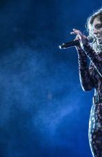 LORDE Performs at Glastonbury Festival 06/23/2017