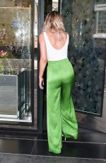 LOUISA JOHNSON at Roar Group and Ivy Club Lunch in London 06/21/2017