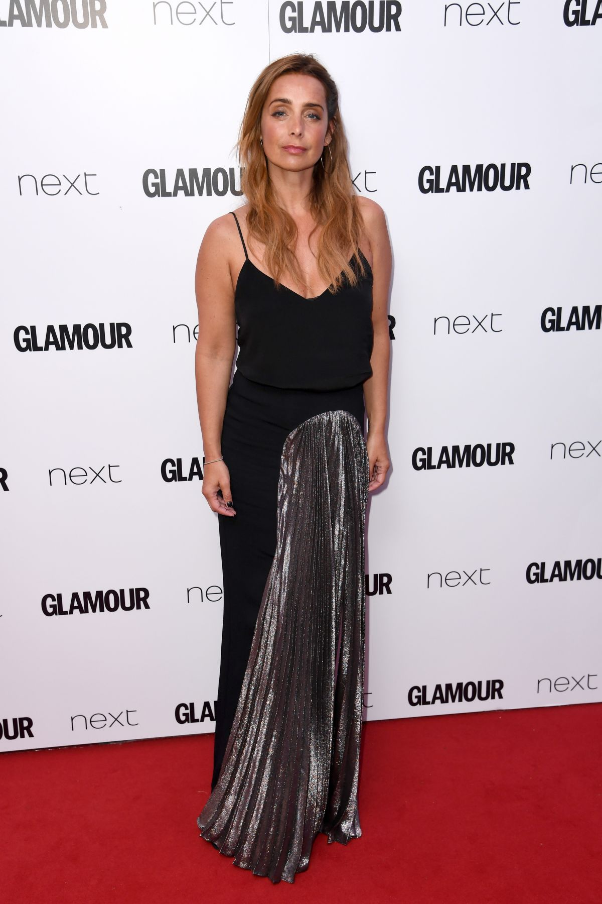 LOUISE REDKNAPP at Glamour Women of the Year Awards in London 06/06/2017