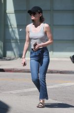 LUCY HALE Out and About in Studio City 06/20/2017