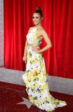 LUCY JO HUDSON at British Soap Awards in Manchester 06/03/2017