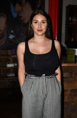 LUCY PINDER at Hereford Films Summer Party in London 06/23/2017