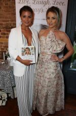 LYDIA BRIGHT at Book Launch Party in Islington 06/13/2017
