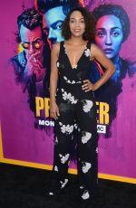 LYNDIE GREENWOOD at Preacher Season 2 Premiere in Los Angeles 06/20/2017