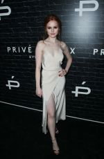 MADELAINE PETSCH at Prive Revaux Launch in Los Angeles 06/01/2017