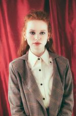 MADELAINE PETSCH for High Snobiety 2017
