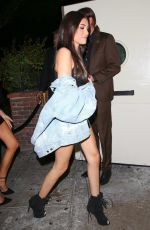 MADISON BEER at Delilah Nightclub in West Hollywood 06/08/2017