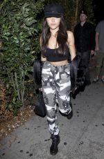 MADISON BEER Leaves Delilah Nightclub in West Hollywood 06/16/2017