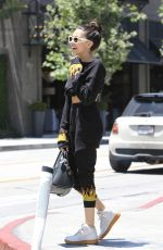 MADISON BEER Out for Breakfast in West Hollywood 06/12/2017