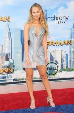 MADISON ISEMAN at Spiderman: Homecoming Premiere in Los Angeles 06/28/2017
