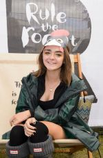 MAISIE WILLIAMS at Parklife Festival in Manchester 06/10/2017