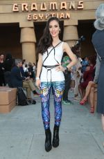 MANDY AMANO at Etheria Film Festival in Los Angeles 06/03/2017