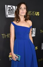MANDY MOORE at This Is Us FYC Event in Los Angeles 06/07/2017