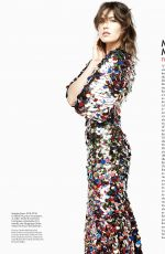 MANDY MOORE in Elle Magazine, February 2017