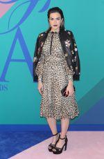 MANDY MORE at CFDA Fashion Awards in New York 06/05/2017