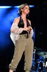 MAREN MORRIS Performs at 2017 CMA Music Festival Nightly Concert in Nashville 06/10/2017