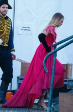 MARGOT ROBBIE at Themed Warner Brothers Event in Hertfordshire 06/16/2017