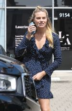 MARGOT ROBBIE Out and About in Los Angeles 06/06/2017