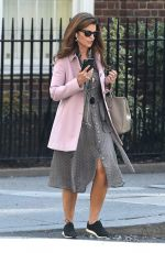 MARIA SHRIVER Out and About in New York 05/31/2017