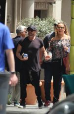 MARIAH CAREY Out Shopping in Barcelona 06/19/2017