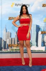 MARIALE MARRERO at Spiderman: Homecoming Premiere in Los Angeles 06/28/2017