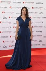 MARIE GILLAIN at 57th Festival of Television Opening Ceremony in Monte Carlo 06/16/2017