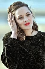 MARION COTILLARD at 31st Cabourg Film Festival Jury Photocall 06/15/2017