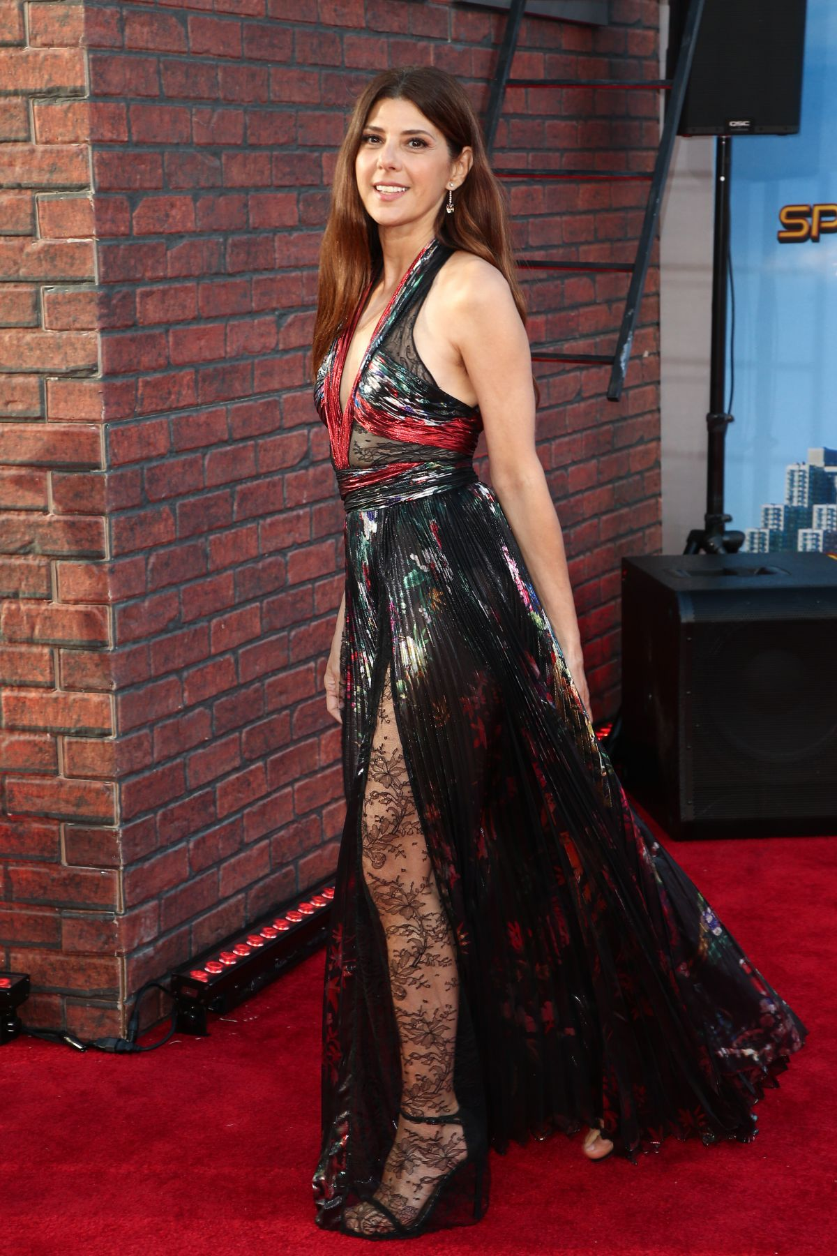 MARISA TOMEI at Spiderman: Homecoming Premiere in Los ...