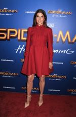 MARISA TOMEI at Spiderman: Homecoming Premiere in New York 06/26/2017