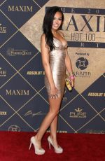 MARISSA CHYKIRDA at 2017 Maxim Hot 100 Party in Los Angeles 06/24/2017