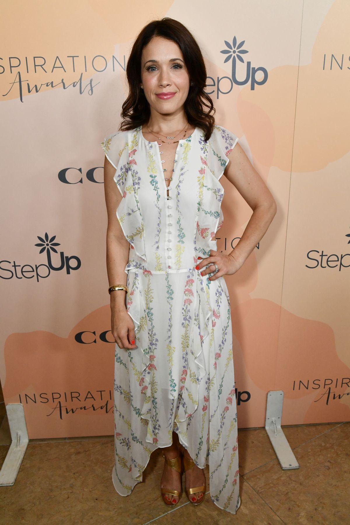 MARLA SOKOLOFF at Inspiration Awards in Los Angeles 06/02/2017