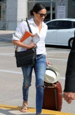 MEGHAN MARKLE Out in Austin 06/10/2017