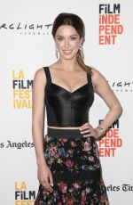 MELISSA BOLONA at The Year of Spectacular Men Premiere at LA Film Festival 06/16/2017