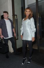 MELODY THORNTON Out and About in London 06/13/2017