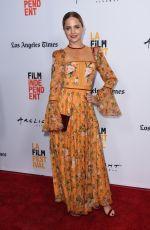 MENA SUVARI at Becks Premiere at LA Film Festival in Culver City 06/15/2017