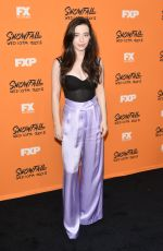 MIKEY MADISON at Snowfall Premiere in Los Angeles 06/26/2017