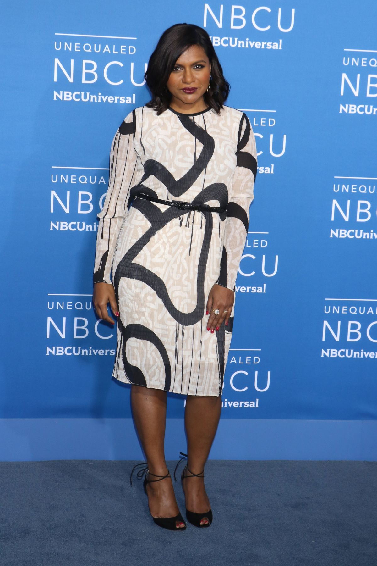 MINDY KALING at The Mindy Project for Your Consideration Event in Los Angeles 06/05/2017