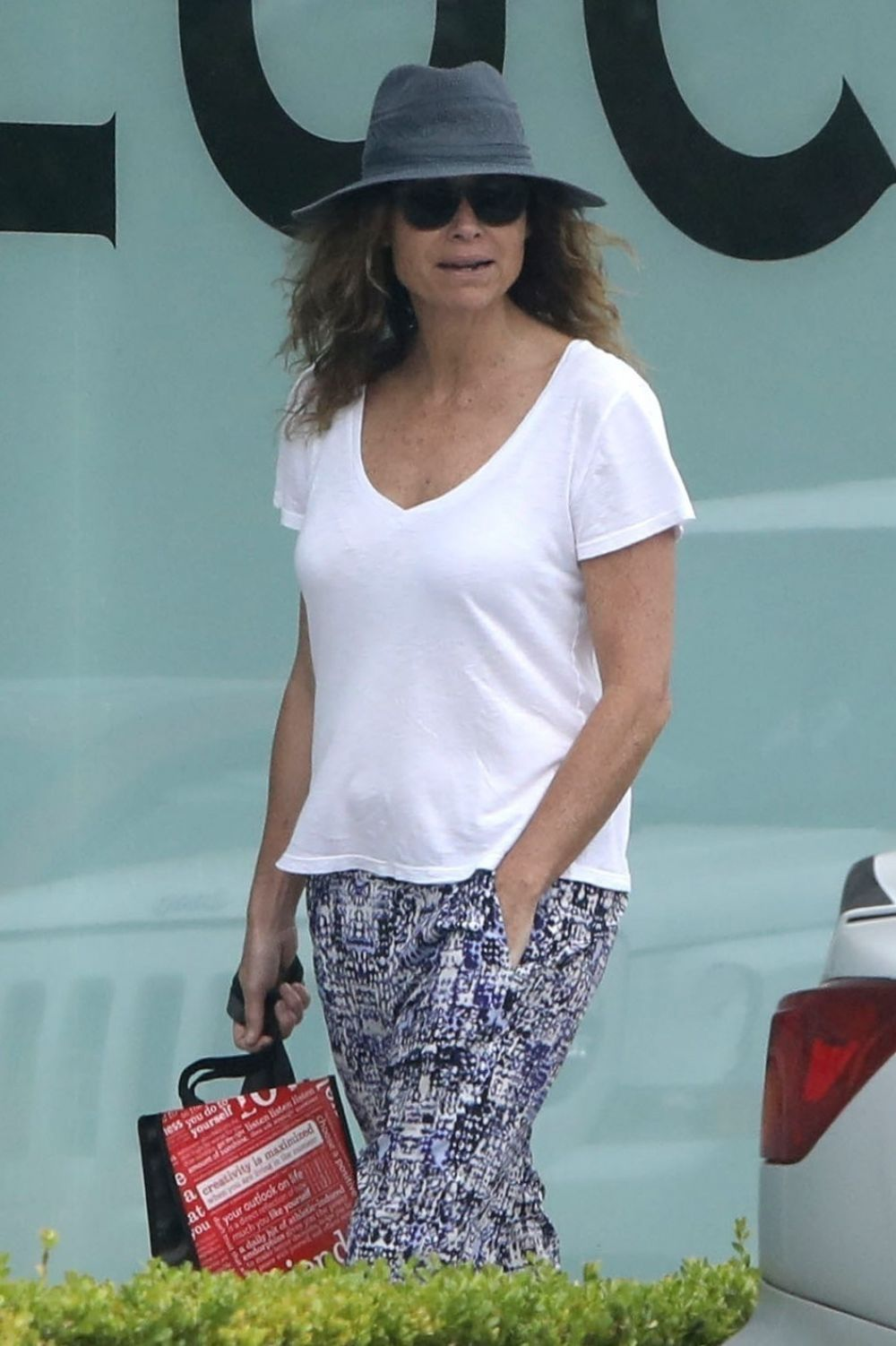 MINNIE DRIVER Out Shopping in Beverly Hills 06/03/2017