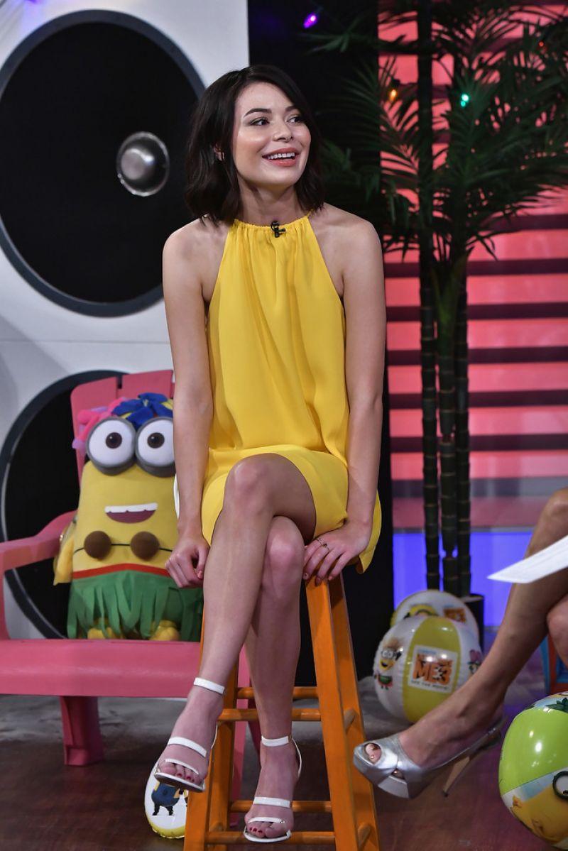 MIRANDA COSGROVE at Despicable Me 3 Press Day in Miami 06 ... Miranda Cosgrove Despicable Me