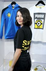MIRANDA COSGROVE at Puma x Minions Collaboration Launch 06/28/2017